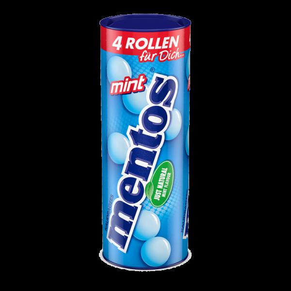 MENTOS Jumbo Rolle Mint