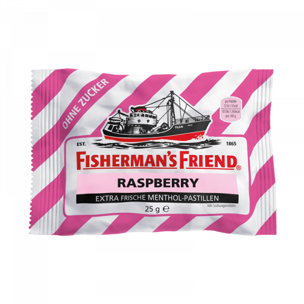 Fisherman's Friend Raspberry ohne Zucker