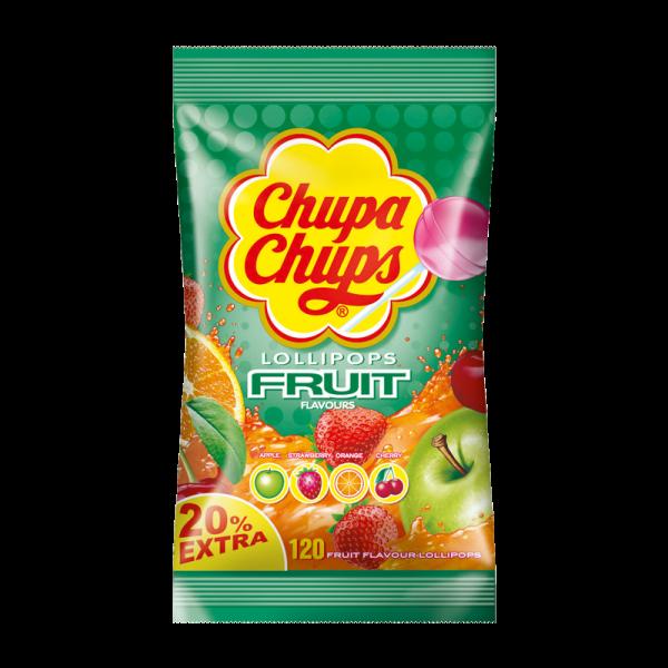 Chupa Chups Frucht 120er Beutel
