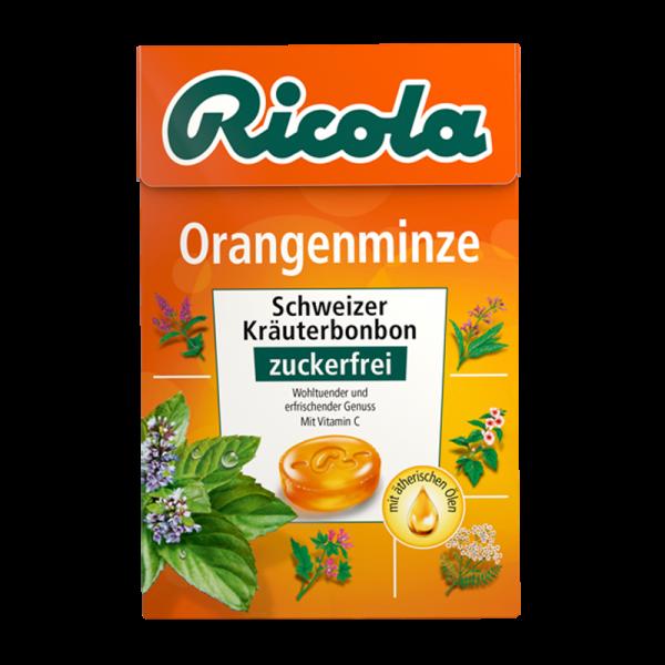Orangenminze, 50g Box