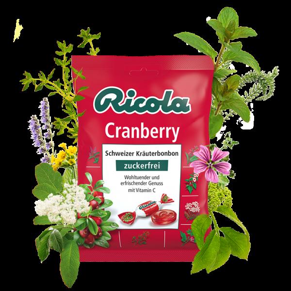 Cranberry, 75g Beutel