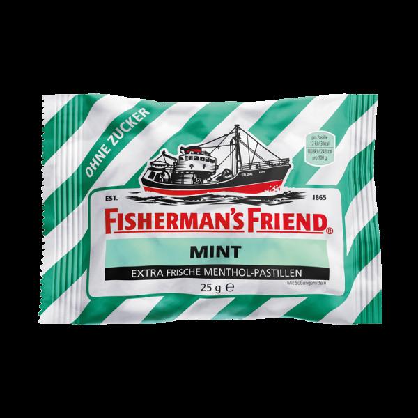 Fisherman's Friend Mint ohne Zucker