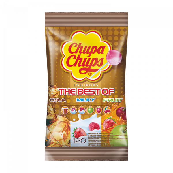 Chupa Chups The Best Of 120er Beutel