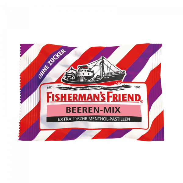 Fisherman's Friend Beeren-Mix ohne Zucker