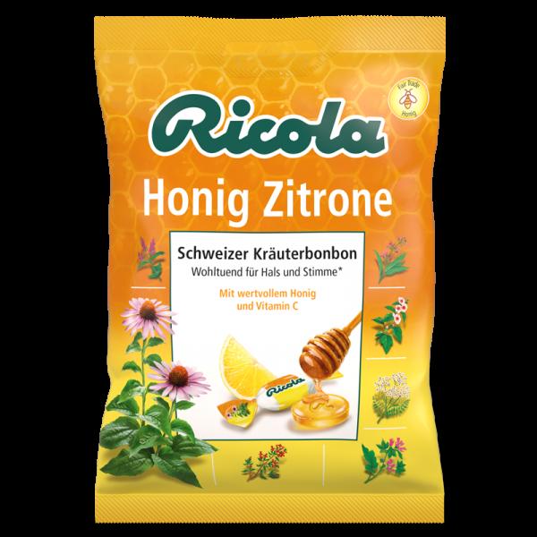 Honig Zitrone, 75g Beutel