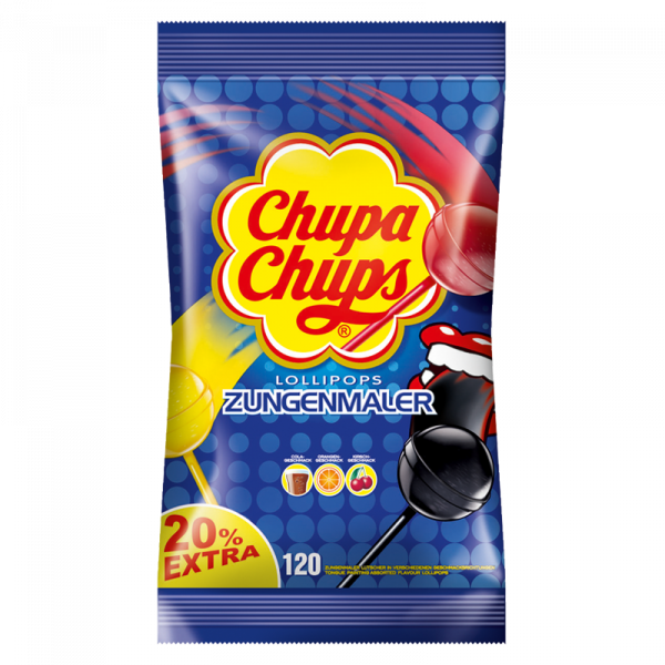 Chupa Chups Zungenmaler 120er Beutel