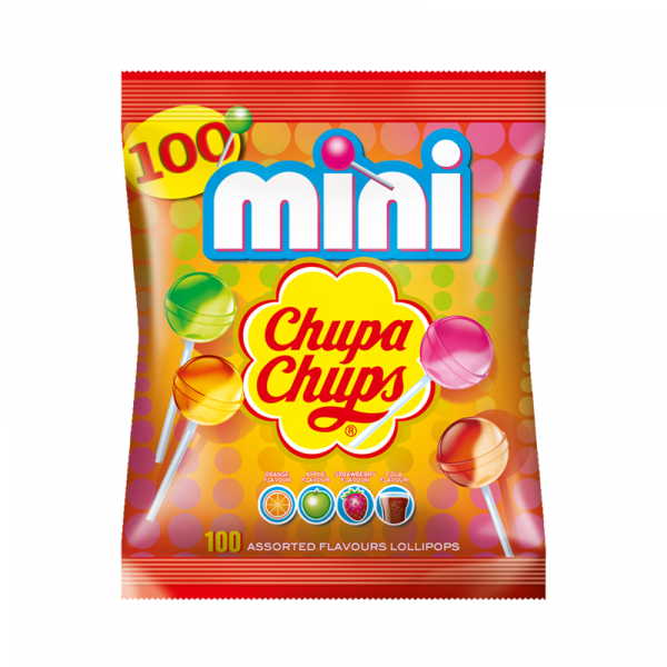 Chupa Chups Mini 100er Beutel