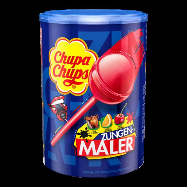 Chupa Chups Zungenmaler 100er Dose