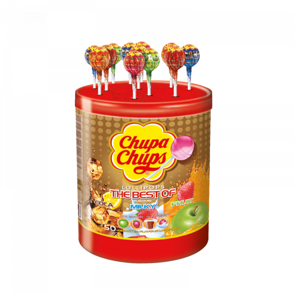 Chupa Chups The Best Of 50er Dose