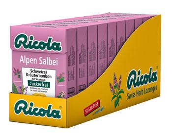 Alpen Salbei 10x50g Böxli