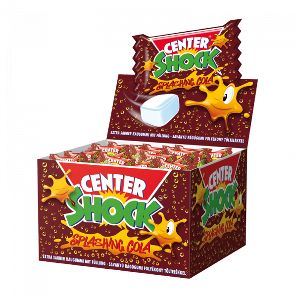 Center Shock Cola 100er Box