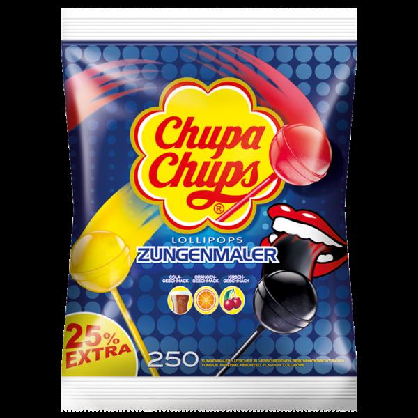 Chupa Chups Zungenmaler 250er Beutel