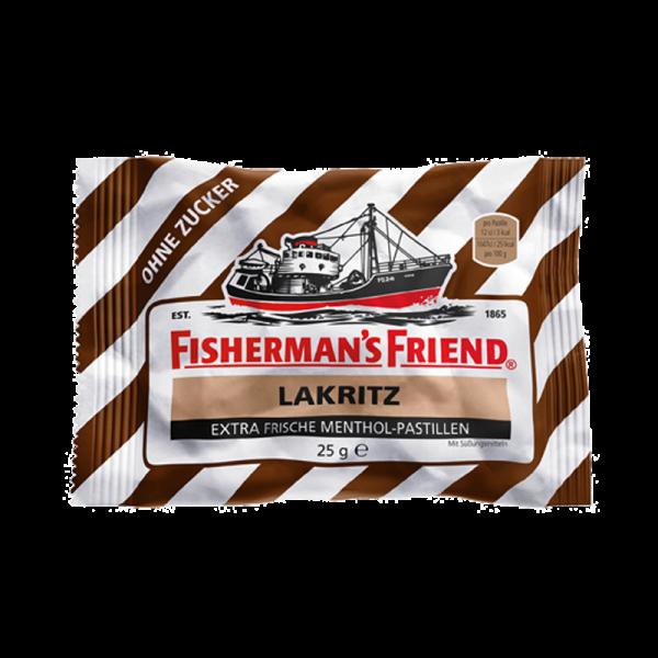 Fisherman's Friend Lakritz ohne Zucker