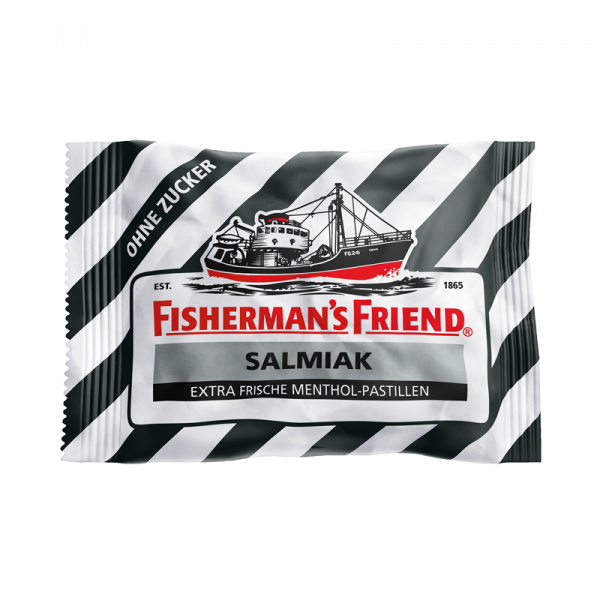 Fisherman's Friend Salmiak ohne Zucker