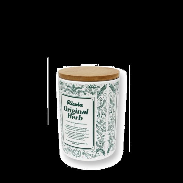 Ricola Candy Jar klein