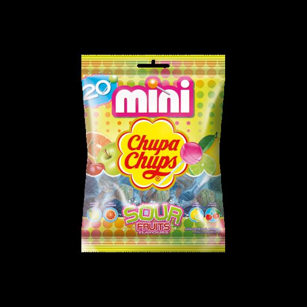 Chupa Chups Mini sauer 20er Beutel