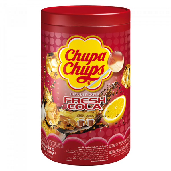 Chupa Chups Cola 100er Dose