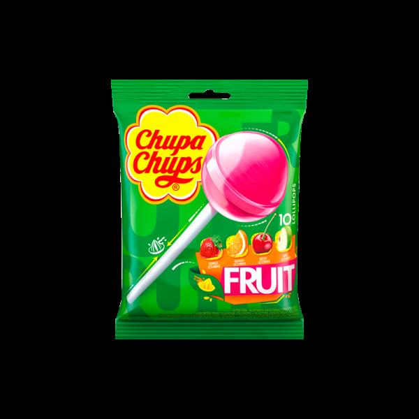 Chupa Chups Frucht 10er Beutel