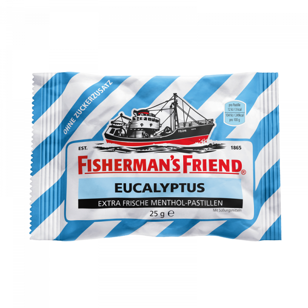 Fisherman's Friend Eucalyptus ohne Zucker