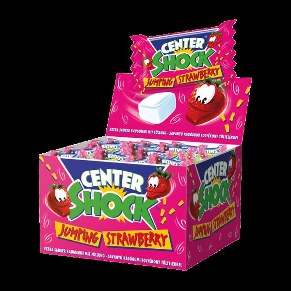 Center Shock Erdbeere 100er Box