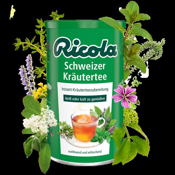 Schweizer Kräutertee 200g Dose